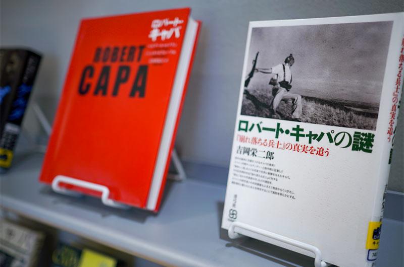 土浦市立図書館 アルカス土浦 ギャラリー ロバート・キャパ展