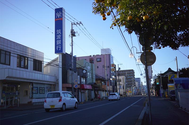 土浦 桜町ソープランド街 道順